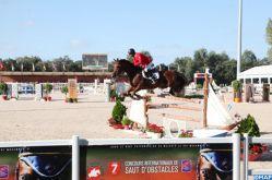 La Garde Royale organise le Concours International de Saut d'obstacles du 03 au 06 octobre à Tétouan