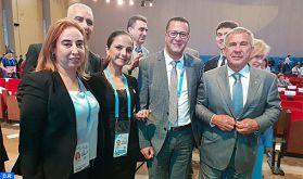 Ouverture à Kazan en Russie du sommet ministériel sur l'enseignement et la formation professionnelle avec la participation du Maroc