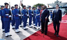 Le Président gabonais quitte le Maroc au terme d'un séjour médical