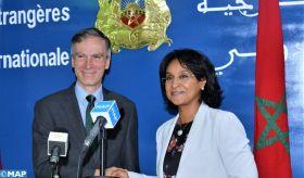Maroc-GB : Volonté commune de mettre en place un cadre adéquat, renforcé et propice pour le développement des relations économiques bilatérales