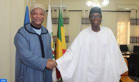 Le nouveau ministre malien des AE se félicite des actions entreprises par SM le Roi en faveur de son pays