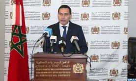 Le Conseil de gouvernement examine le projet de décret fixant les modalités d'application du Statut particulier des personnels des Forces auxiliaires