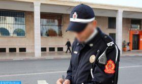Témara: Un policier arrêté en flagrant délit de corruption
