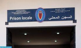 Salé: Iftar collectif au profit des pensionnaires de la prison locale El Aarjat 2