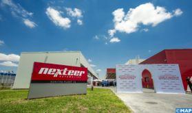 Nexteer Automotive ouvre sa première usine africaine à Kénitra