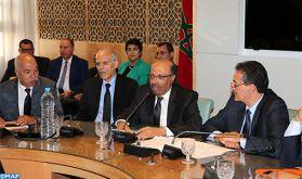 La commission de l'intérieur à la Chambre des représentants adopte trois projets de loi relatifs aux communautés soulaliyates