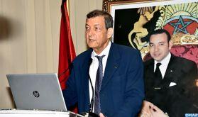 M. Lhafi plaide à Rabat pour un modèle de développement écologiquement soutenable et socialement juste