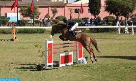 Saut d'obstacles:lancement du Grand Prix SM le Roi Mohammed VI