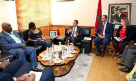Maroc-Sierra Léone: Pour renforcer la coopération en matière de formation professionnelle