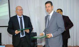 Signature à Rabat d'un accord de partenariat entre le Ministère public et la CNDP