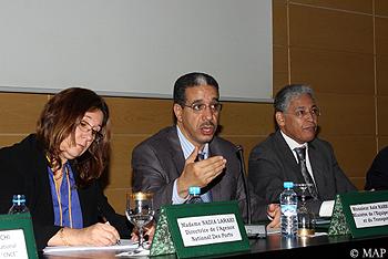 Asma cha bi donne une d claration la map map for Portnet maroc