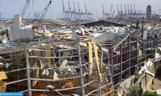 انفجار بيروت : نداء أممي لجمع 565 مليون دولار لمساعدة لبنان