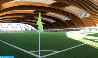 المنتخب المغربي لأقل من 20 سنة يخوض تداريبه بمركب محمد السادس لكرة القدم ما بين 13 و28 يوليوز الجاري