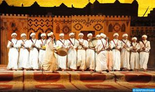 ملتقى إمنتانوت للفن والإبداع يحتفي بالتراث الأمازيغي