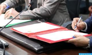 """الرباط-سلا-القنيطرة.. دعم ريادة الأعمال في صلب شراكة بين """"البنك الشعبي"""" وغرفة التجارة"""