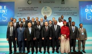 السيد بنشعبون يؤكد بإسطنبول على أهمية بناء فضاء إقليمي يمكن الدول الإسلامية من الاندماج في سلاسل القيم العالمية