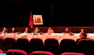 مجلس جهة كلميم واد نون يصادق على عدد من المشاريع السوسيو-اقتصادية