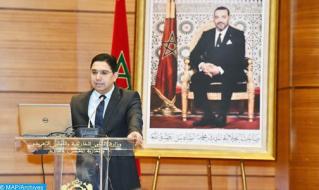 السيد ناصر بوريطة: المغرب ينوه بثقة الاتحاد الأوروبي ويقدر عاليا التفاتته التضامنية