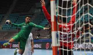 كأس أمم إفريقيا - تونس 2020 (اليوم الثالث، المجموعة الرابعة) تعثر المنتخب الوطني المغربي أمام نظيره الجزائري (30-33)