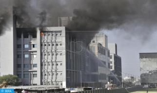 اندلاع حريق في أكبر معهد لإنتاج اللقاحات في الهند والعالم