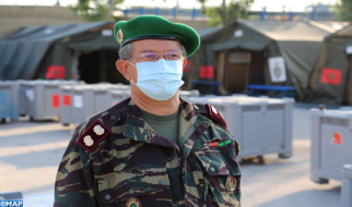 المستشفى العسكري المغربي ببيروت حقق الأهداف المرجوة (الطبيب الرئيسي)