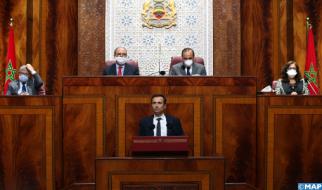 النقاط الرئيسية في عرض السيد بنشعبون لمشروع قانون المالية لسنة 2021 أمام مجلسي البرلمان