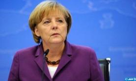 ميركل: ألمانيا لا تنوي التدخل في الشأن الليبي ولكن لا بد من حل الأزمة