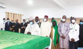 إقامة مراسم إغلاق ثوابيت جثماني السائقين المغربيين الذين قتلا في مالي قبل نقلهما للمغرب