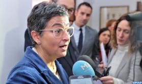 وزيرة الشؤون الخارجية الإسبانية تدشن المقر الجديد للقنصلية العامة لإسبانيا بالرباط