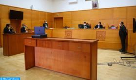 تنصيب الرئيس الأول الجديد لمحكمة الاستئناف بالعيون والوكيل العام للملك لديها