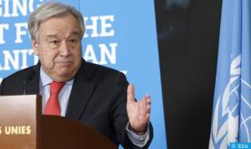 الأمين العام الأممي يرحب بالخطوات التي اتخذها الرئيس الأمريكي للعودة إلى اتفاق باريس للمناخ