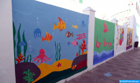 بالفن والأمل، زيلاشيون يضيئون طريق الخروج من جائحة كورونا