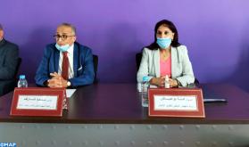تنصيب الأعضاء الجدد للجنة الجهوية لحقوق الإنسان بجهة سوس ماسة
