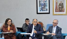 اللجنة الخاصة بالنموذج التنموي تواصل الاستماع للمؤسسات والقوى الحية للأمة باجتماع مع مجلس المنافسة