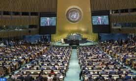 الأمم المتحدة: بلدان حركة عدم الانحياز والمجموعة العربية تشيد بجهود جلالة الملك الداعمة للقضية الفلسطينية