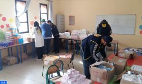أزيد من ألف مستفيد من قافلة طبية بإقليم الرحامنة