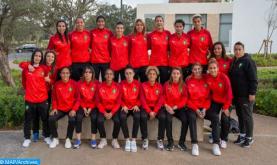 مباراة ودية .. المنتخب الوطني لكرة القدم النسوية لأقل من 20 سنة ينهزم أمام نظيره الغاني (4-0 )