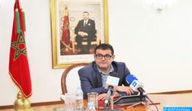 """تنظيم مؤتمر """" دعم استقرار ليبيا """" يتماشى مع رؤية المملكة المغربية لحل هذه الأزمة (مسؤول)"""