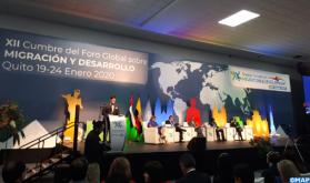 كيتو .. اختتام أشغال الدورة ال 12 للمنتدى العالمي حول الهجرة والتنمية بمشاركة المغرب