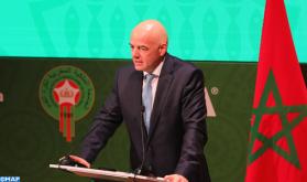 جياني أنفانتينو: النهوض بكرة القدم الإفريقية رهين بتطوير البنيات التحتية والتحكيم والمسابقات