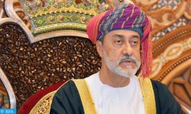 هيثم بن طارق، سلطان عُمان الجديد يتعهد بمواصلة سير خلفه السلطان قابوس
