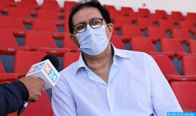 البطولة الوطنية الاحترافية 2020-2021: فريق شباب المحمدية يسعى إلى إيجاد موطىء قدم من جديد بين الرواد في قسم الأضواء