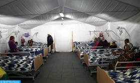 بني ملال : تعزيز العرض الصحي بإنجاز مستشفى ميداني لمرضى كوفيد 19