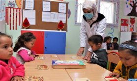 المبادرة الوطنية للتنمية البشرية بميدلت .. مساهمة متواصلة لتعميم التعليم الأولي بالعالم القروي
