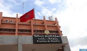 إقليم خنيفرة: حملة واسعة للتحسيس بأخطار التراخي في مواجهة كورونا