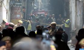 مقتل 43 شخصا جراء حريق كبير في مصنع بنيودلهي