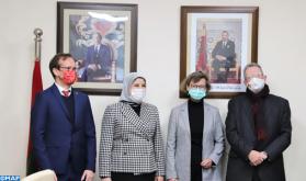 مناهضة العنف ضد النساء.. سفيرة الاتحاد الأوروبي في المغرب تشيد بالاستراتيجية الجديدة للمملكة