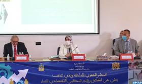 التمكين الاقتصادي للنساء خيار استراتيجي ينسجم مع التزامات المملكة في مجال أهداف التنمية المستدامة (وزيرة)
