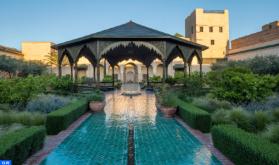 مراكش .. الحديقة السرية تفتح أبوابها من جديد في وجه الزوار