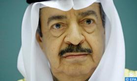 وفاة رئيس الوزراء البحريني الأمير خليفة بن سلمان آل خليفة